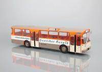 1:43 автобус MERCEDES-BENZ 0 305 GERMANY 1979 Grey/Orange/Beige