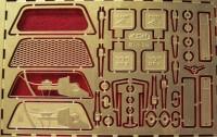 1:43 набор фототравления для УАЗ 452/3909