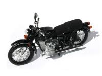 "1:24 мотоцикл ""Днепр"" MT10-36 1976"