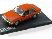 1:43 OPEL COMMODORE C Sedan 1978-1982 Orange