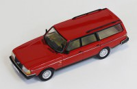 1:43 VOLVO 240 POLAR 1988 Red