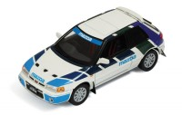 1:43 MAZDA 323 GT Ae 1991 White and Blue