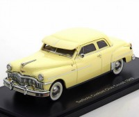 1:43 DESOTO Customs Club Coupe 1949 Light Yellow