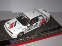1:43 BMW M3 Nikolay Bolshikh Igor Bolshikh Rally of 1000 Lakes Finland 1990