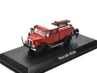 """1:72 HORCH H3A """"Feuerwehr"""" 1950"""