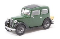 1:43 AUSTIN Ruby Saloon 1936 Dark Green