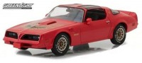 1:43 PONTIAC Firebird Trans Am 1977 Firethorn Red