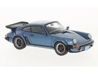 1:43 PORSCHE 911 Turbo USA (930) 1979 Metallic Blue