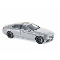 1:18 MERCEDES-BENZ CLS coupe (C257) 2018 Silver