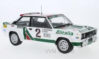 "1:18 FIAT 131 Abarth #2 ""Alitalia"" W.Rohrl/C.Geistdoerfer Rally Monte Carlo 1978"