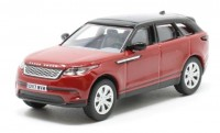 1:76 RANGE ROVER Velar 2017 Firenze Red/Black