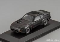 1:43 Porsche 924 GT 1981 (black)