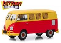 """1:43 VW T1 Station Wagon 1967 (из к/ф """"Быстрые перемены в школе Риджмонт-Хай"""")"""