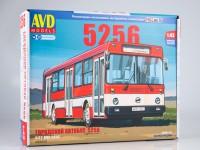 1:43 Сборная модель Ликинский автобус 5256