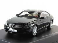 1:43 Mercedes-Benz CL Coupe 500 2006 (black)
