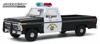 "1:18 FORD F-100 Pick-up ""California Highway Patrol"" 1975"