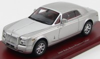 1:43 ROLLS ROYCE PHANTOM COUPE 2009 Silver
