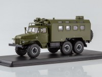 1:43 Кунг К-375 (на шасси Уральский грузовик 375)