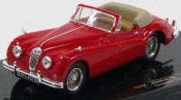1:43 JAGUAR XK 140 Convertible 1956 Red