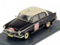 1:43 Горький-21 №22 Васькович-Добровольский Ралли Монте Карло 1964 г.