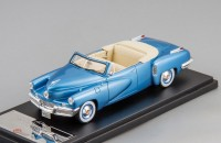 1:43 Tucker Torpedo Convertible top down 1948 (blue)