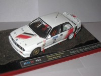 1:43 BMW M3 Nikolay Bolshikh Igor Bolshikh Rally of the Lakes Ireland 1991