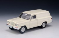 1:43 JEEP KAISER 4x4 Panel Delivery (фургон) 1962 Cream