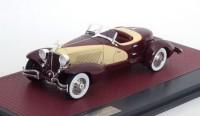1:43 CORD L-29 Speedster by LaGrande 1931 Maroon/Creme