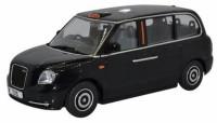 1:43 LEVC TX5 NEW LONDON Taxi 2017 Black
