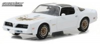1:43 PONTIAC Firebird Trans Am 1977 Cameo White