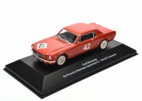 "1:43 FORD Mustang #42 Roy Pierpoint ""Weybridge Engineering Co."" BTCC Champion 1965"