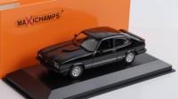 1:43 Ford Capri - 1982 (black)