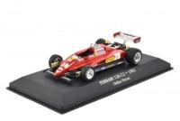 """1:43 FERRARI 126 C2 #28 Didier Pironi """"Scuderia Ferrari"""" 2 место 1982"""