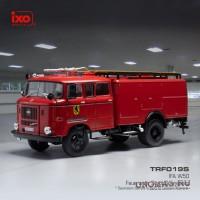 1:43 IFA W50 Pompiers Sonneberg