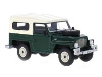 1:43 LAND ROVER Series III Lightweight 1982 Matt Green