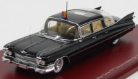 "1:43 CADILLAC Series 75 Limousine 1959 Bubble-Top""Queen Elizabeth II"""