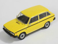 1:43 VOLVO 66 1975 Yellow