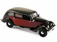 1:43 Peugeot 401 Longue Taxi 1935 Dark Red/Black