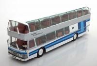 1:43 автобус NEOPLAN SKYLINER NH22L 1983 White/Blue