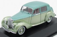 1:43 BENTLEY MKVI 1948 Balmoral Green/Ice Green