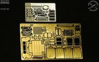 1:43 Набор для сборных моделей 1002KIT(ЗиЛ-130) и 1020KIT(ЗиЛ-130Г)