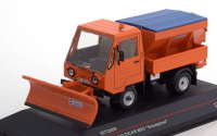 1:43 MULTICAR M25 (снегоуборочный) 1980 Orange