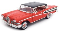 1:18 FORD Edsel Citation 1960 Red/Black
