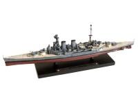 """1:1250 Линейный крейсер """"HMS HOOD"""" Великобритания 1941"""
