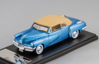 1:43 Tucker Torpedo Convertible top up 1948 (blue)