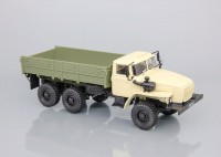 1:43 # 29 Уральский грузовик 43202