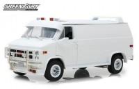 1:18 GMC Vandura Custom (фургон) 1983 White