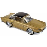 1:18 RENAULT Floride 1959 Bahamas Yellow Metallic