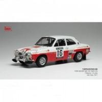 1:18 FORD Escort MK1 RS1600 #16 T.Makinen/H.Liddon RAC Rally 1971
