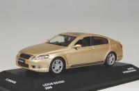 1:43 Lexus GS450H 2006 (premium beige)